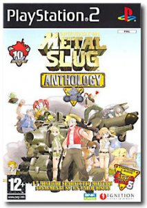 Metal Slug Anthology per PlayStation 2
