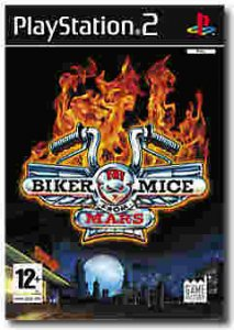 Biker Mice From Mars per PlayStation 2