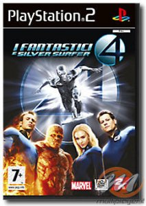 I Fantastici 4 e Silver Surfer per PlayStation 2