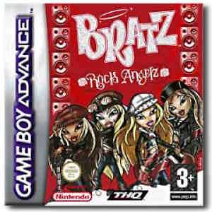 Bratz: Rock Angelz per Game Boy Advance