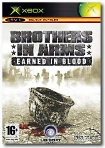 Brothers in Arms: Earned in Blood per Xbox