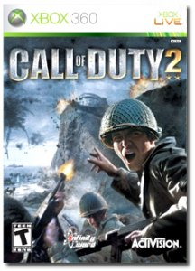 Call of Duty 2 per Xbox 360