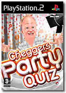 Cheggers Party Quiz per PlayStation 2