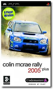 Colin McRae Rally 2005 per PlayStation Portable