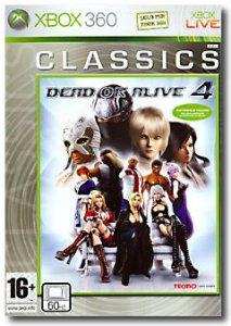 Dead or Alive 4 per Xbox 360