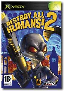Destroy All Humans! 2 per Xbox