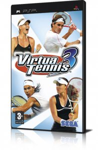 Virtua Tennis 3 per PlayStation Portable
