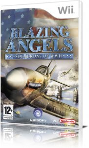 Blazing Angels: Squadrons of WWII per Nintendo Wii