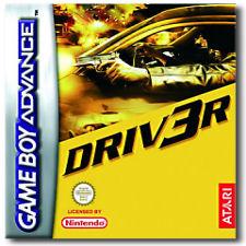 Driver 3 (Driv3r) per Game Boy Advance