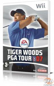Tiger Woods PGA Tour 07 per Nintendo Wii