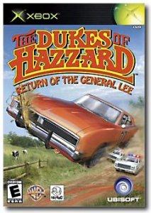 Dukes of Hazzard: Return of General Lee per Xbox