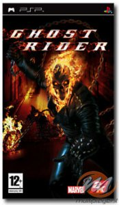 Ghost Rider per PlayStation Portable