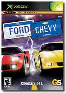 Ford vs. Chevy per Xbox
