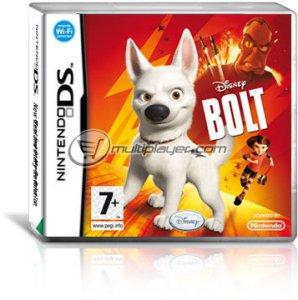 Bolt per Nintendo DS