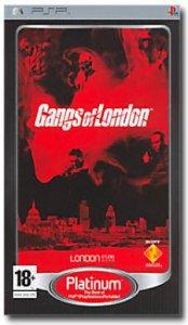 Gangs of London per PlayStation Portable