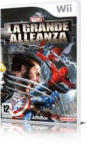 Marvel: La Grande Alleanza per Nintendo Wii