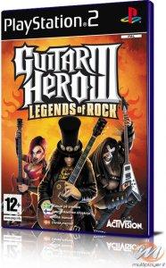 Guitar Hero III: Legends of Rock per PlayStation 2