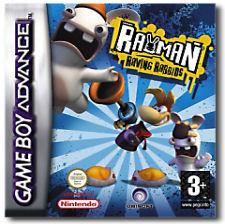 Rayman: Raving Rabbids per Game Boy Advance