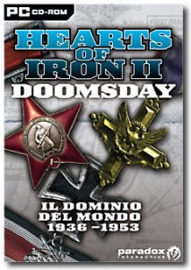 Hearts of Iron 2: Doomsday (Il Dominio del Mondo) per PC Windows