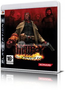 Hellboy: The Science of Evil per PlayStation 3