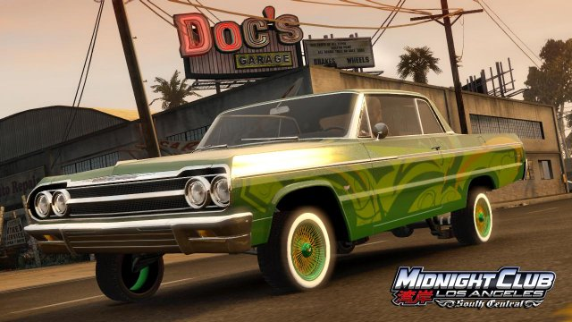 Midnight Club: Los Angeles South Central