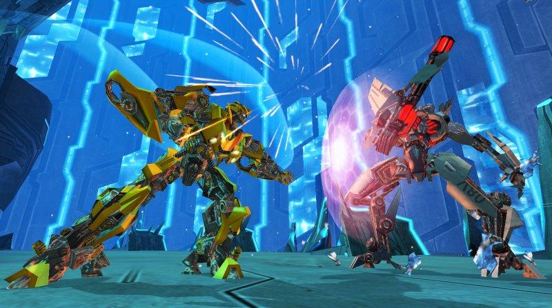 La versione Wii di Transformers si mostra in video