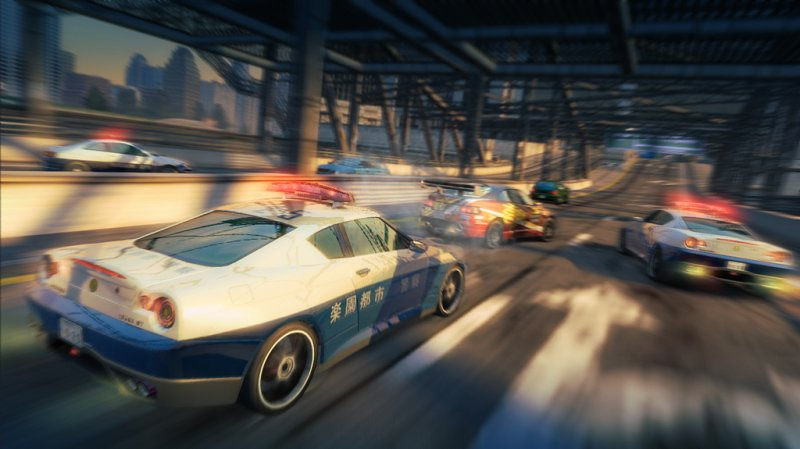 Criterion vuole fare nuovi Burnout e Need for Speed