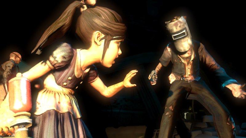 2K riduce la protezione di BioShock 2