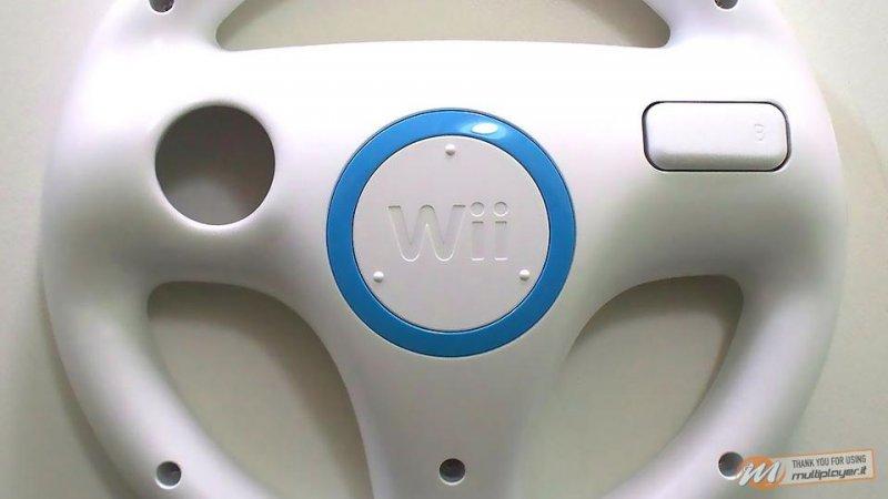 Nintendo - Wii Wheel