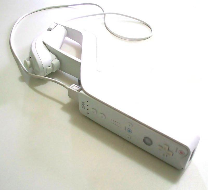 Nintendo - Wii Zapper