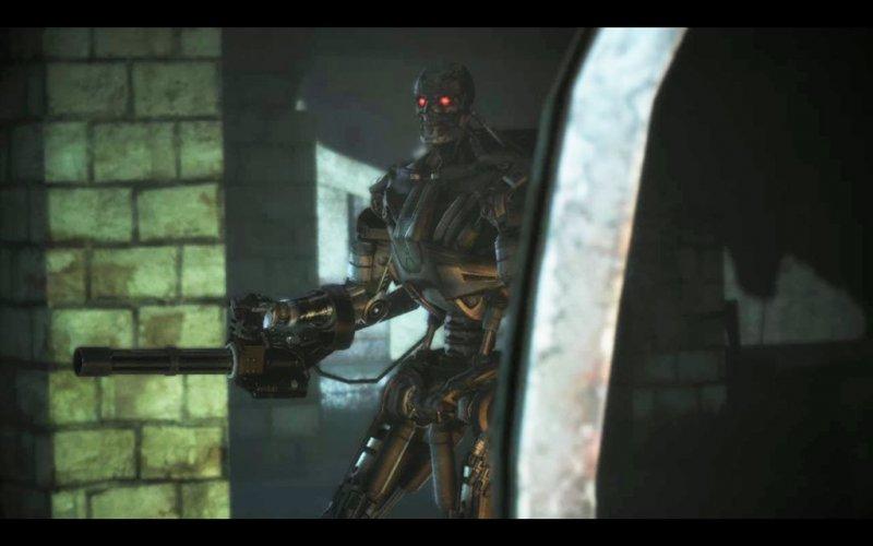 Un Cyborg leggendario