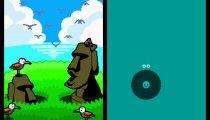 Rhythm Heaven - Gameplay Moai Doo Wop
