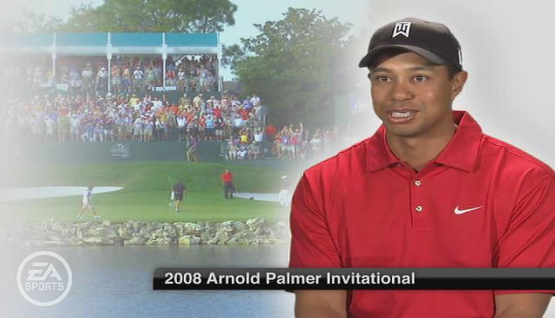 EA Tiburon resta con Tiger Woods
