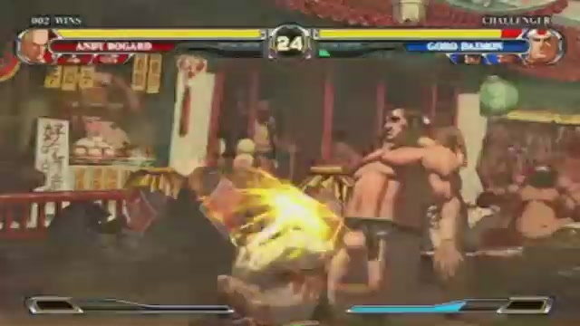 The King of Fighters XII ritorna in video
