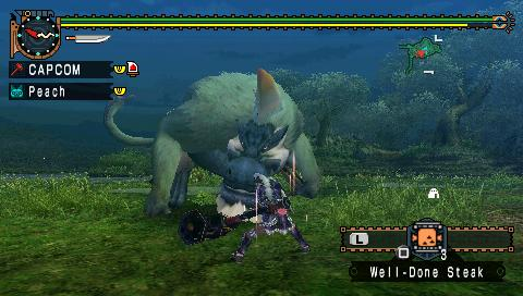 Ancora un video per Monster Hunter: Freedom Unite