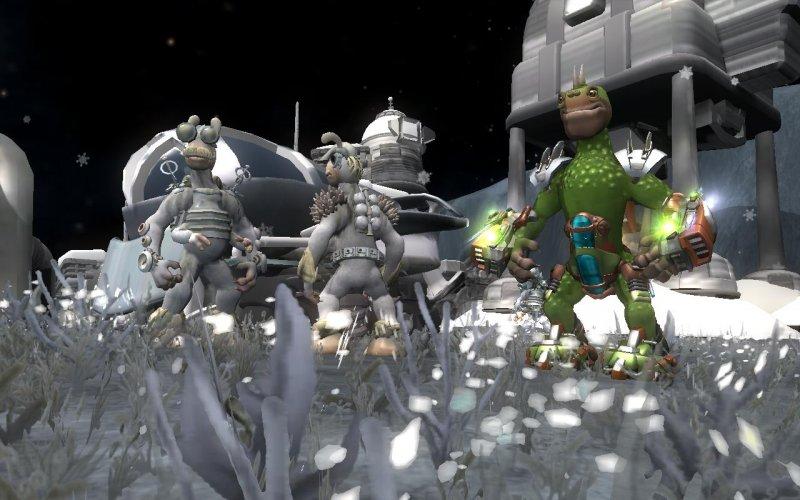 L'editor di Spore: Avventure Galattiche in video