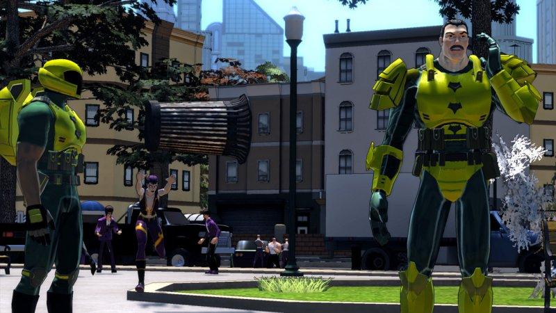 I supereroi salveranno Millenium City?
