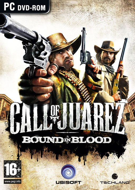 Data di rilascio e copertine di Call of Juarez: Bound in Blood