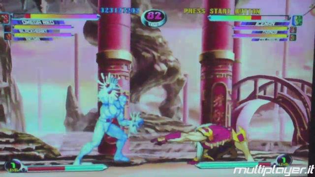 Marvel vs Capcom 2 a luglio su Live Arcade e PS Network
