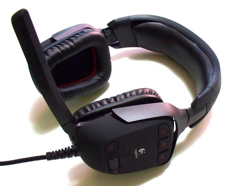 Logitech - PC Cuffie G35