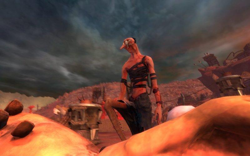 Il primo DLC di Zeno Clash in video