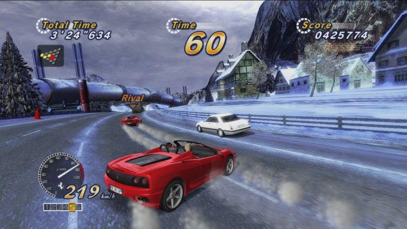 Sega rimuove OutRun Online Arcade dagli store online?