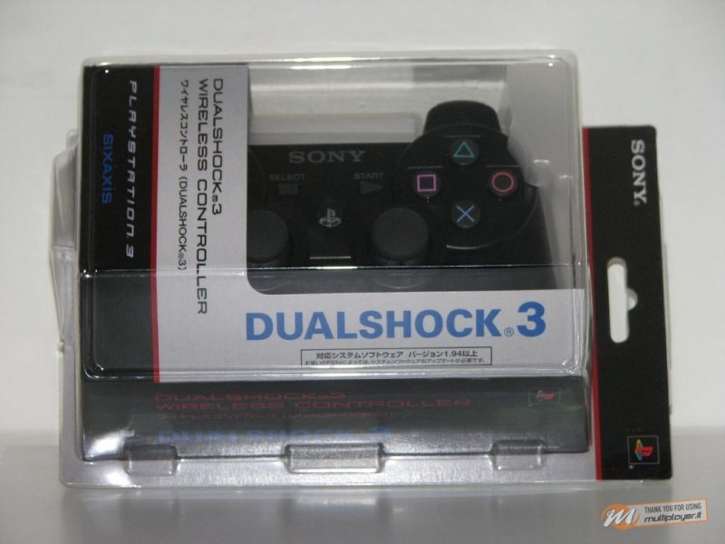 Sony - PlayStation 3 Dual Shock 3