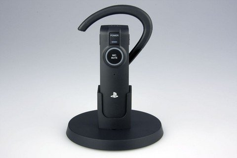 Sony - PlayStation 3 Wireless Headset