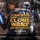 Annunciato Star Wars: The Clone Wars - Republic Heroes