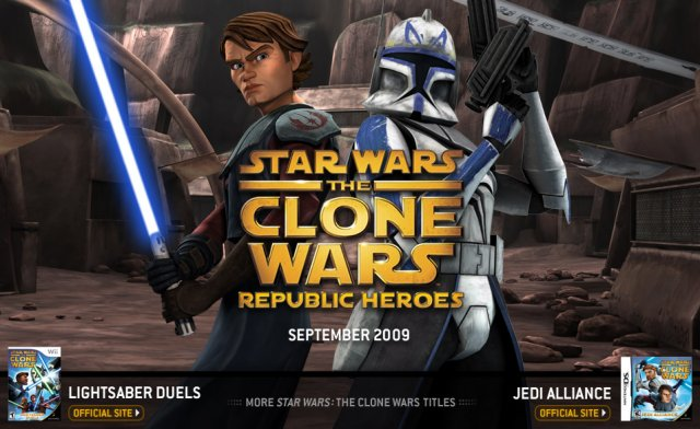 Star Wars: The Clone Wars - Gli Eroi Della Repubblica