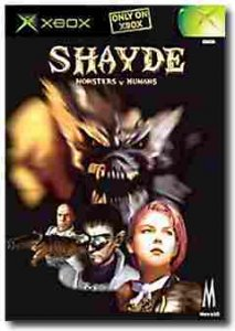 Shayde: Monsters vs. Humans per Xbox