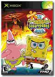 SpongeBob SquarePants: The Movie per Xbox