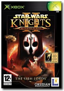 Star Wars: Knights of the Old Republic II - The Sith Lords per Xbox