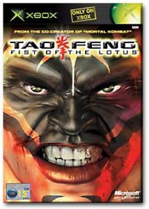 Tao Feng: Fist of the Lotus per Xbox